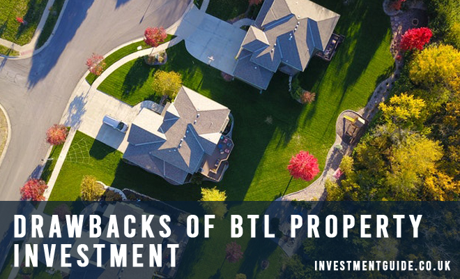Drawbacks of Property Investment